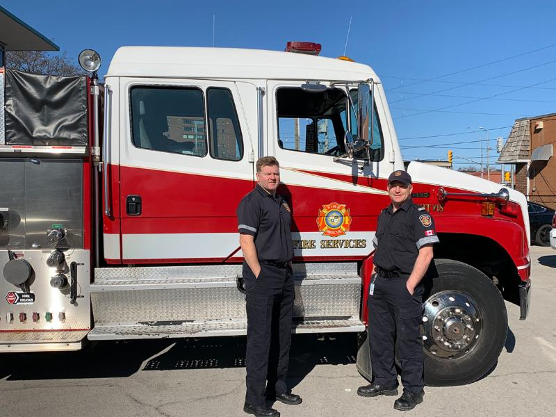 City to donate fire truck to First Nation community