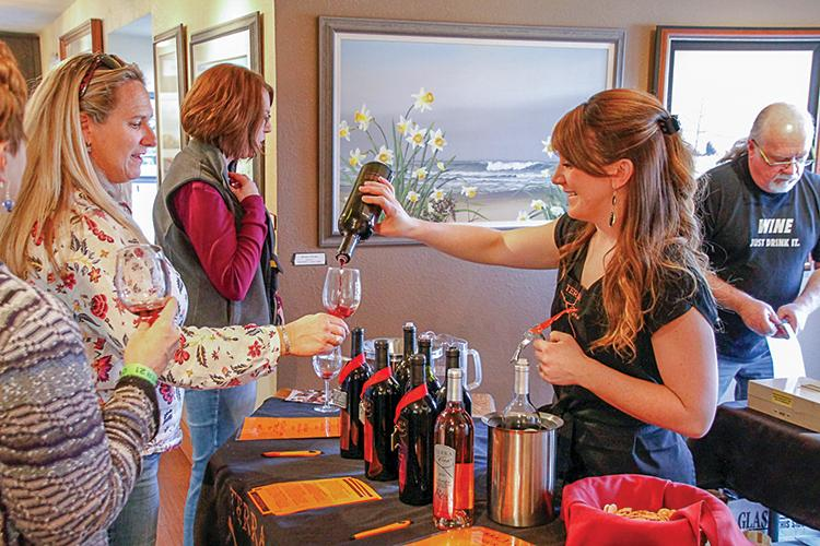 Savor Cannon Beach Wine & Culinary Festival