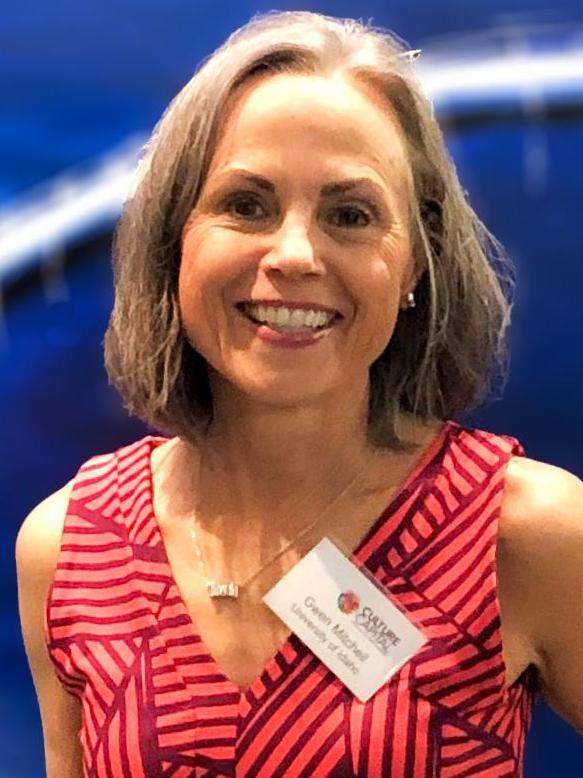 Gwen Mitchell PhD