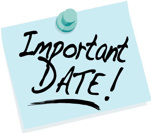 blue important date