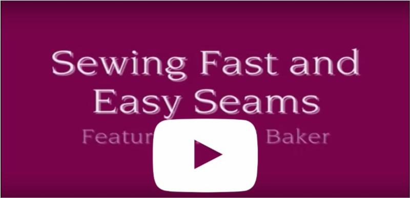 Sewing Fast and Easy Seams