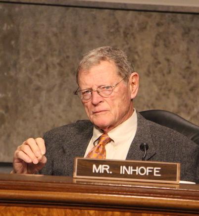 Senator Inhofe
