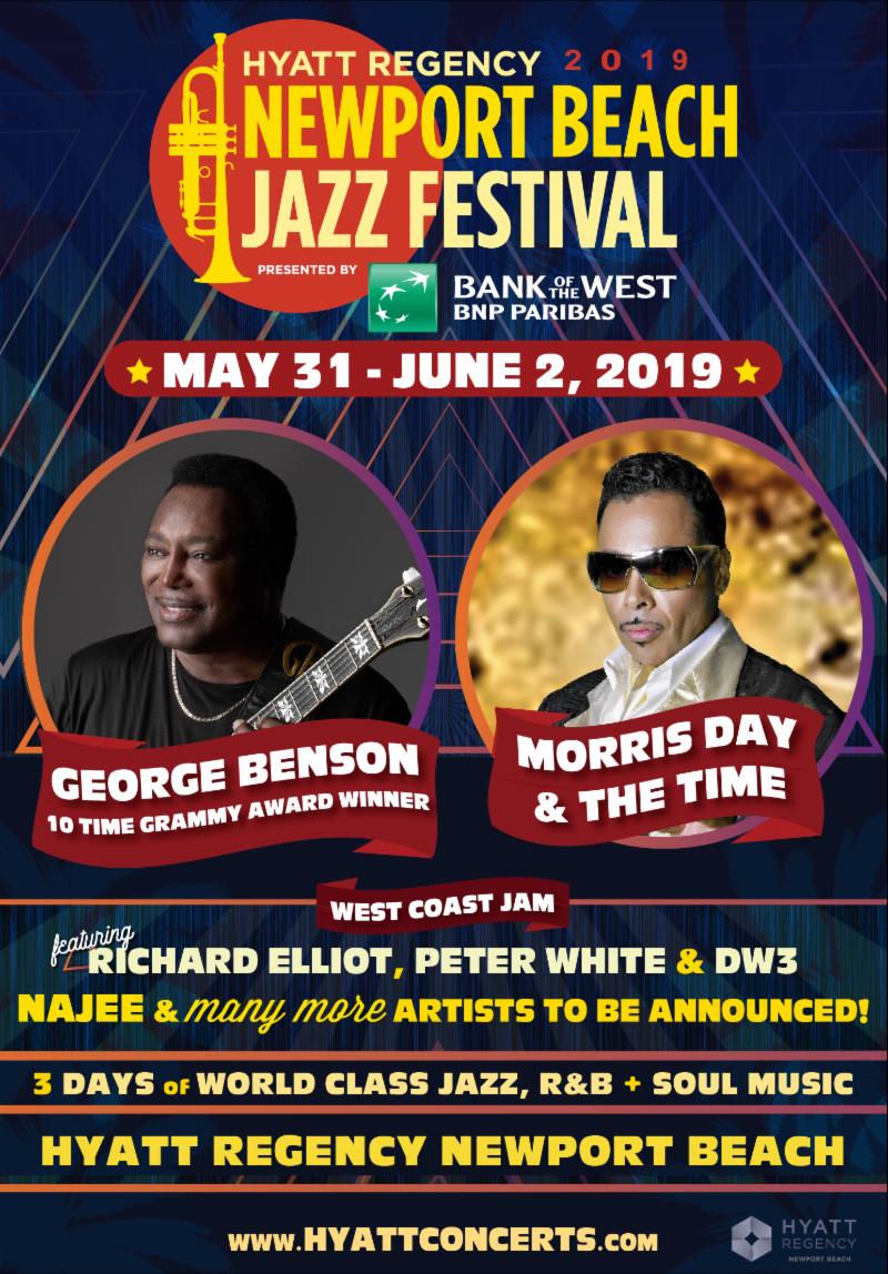 Newport Beach Jazz Festival headliners