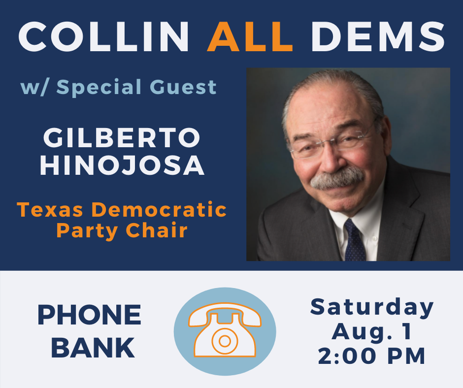 Collin All Dems with Hinojosa