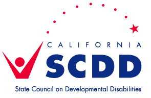 California State Council on Developmental Disabilities Logo