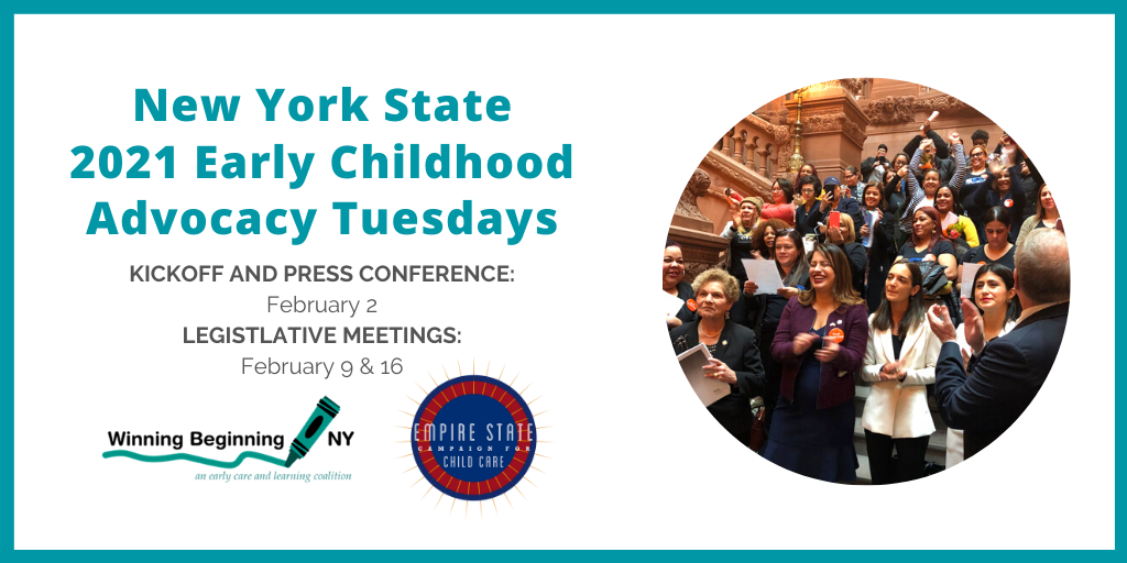 NYS Early Childhood Advocacy