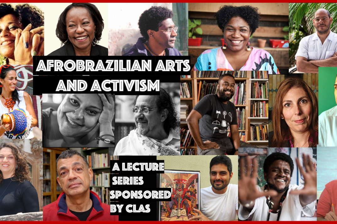 Afro-Brazilian Lecture Series