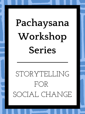 Pachaysana Workshop Series