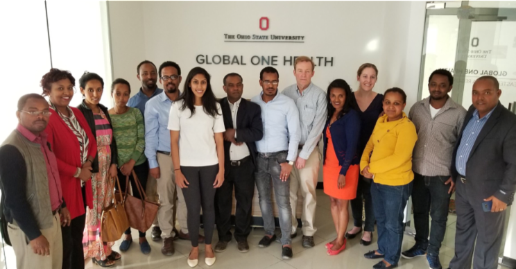 Global One Health initiative News - March 2018
