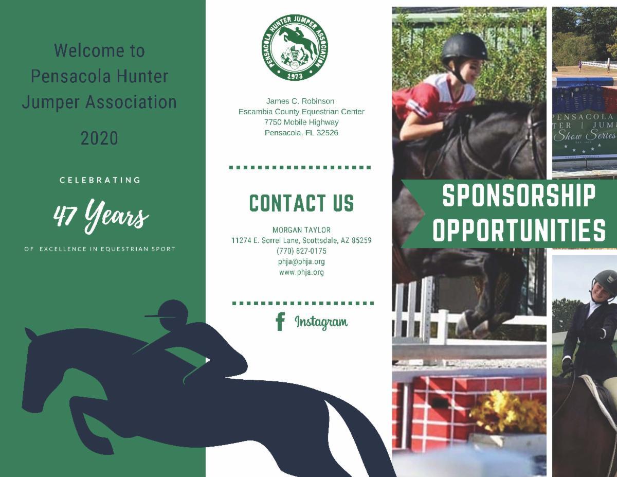 2020 Sponsorship Package