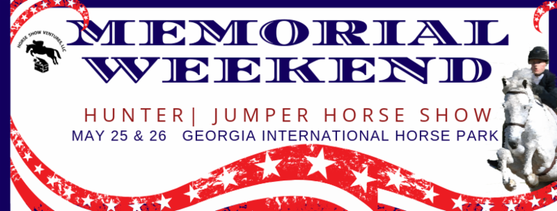 17th Annual Horse Show Ventures Memorial Weekend Show