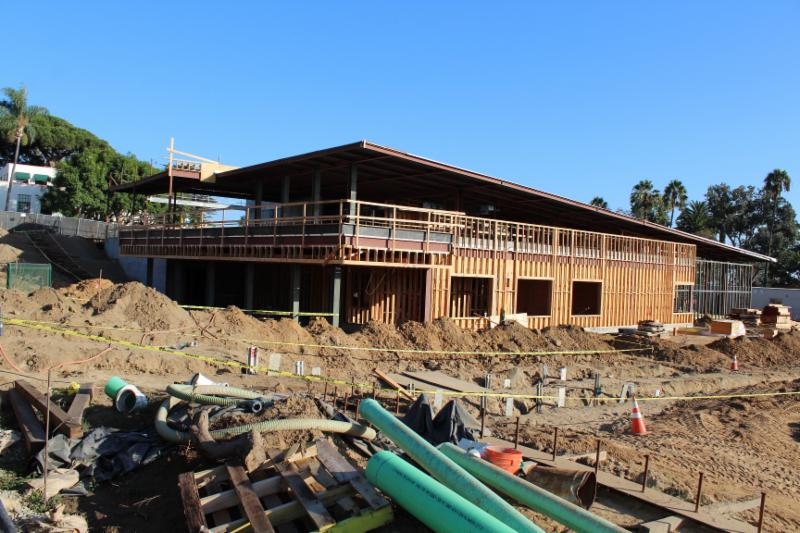 Library Construction November 2018