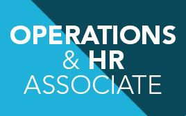 Operations and HR Associate