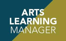 Arts Learning Manager