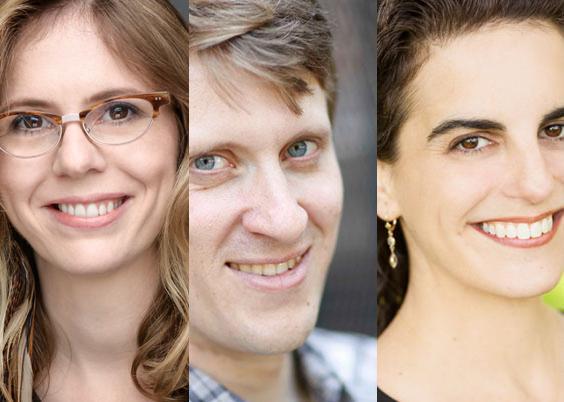 Anna Clyne, Lembit Beecher, Stacy Garrop