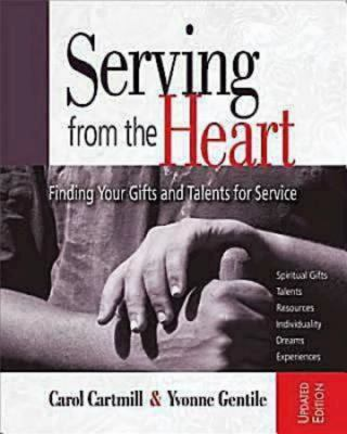 Cover of Serving from the heart workbook