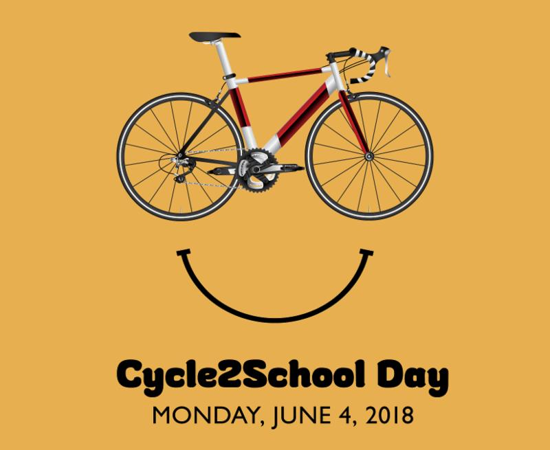 Cycle2School Graphic