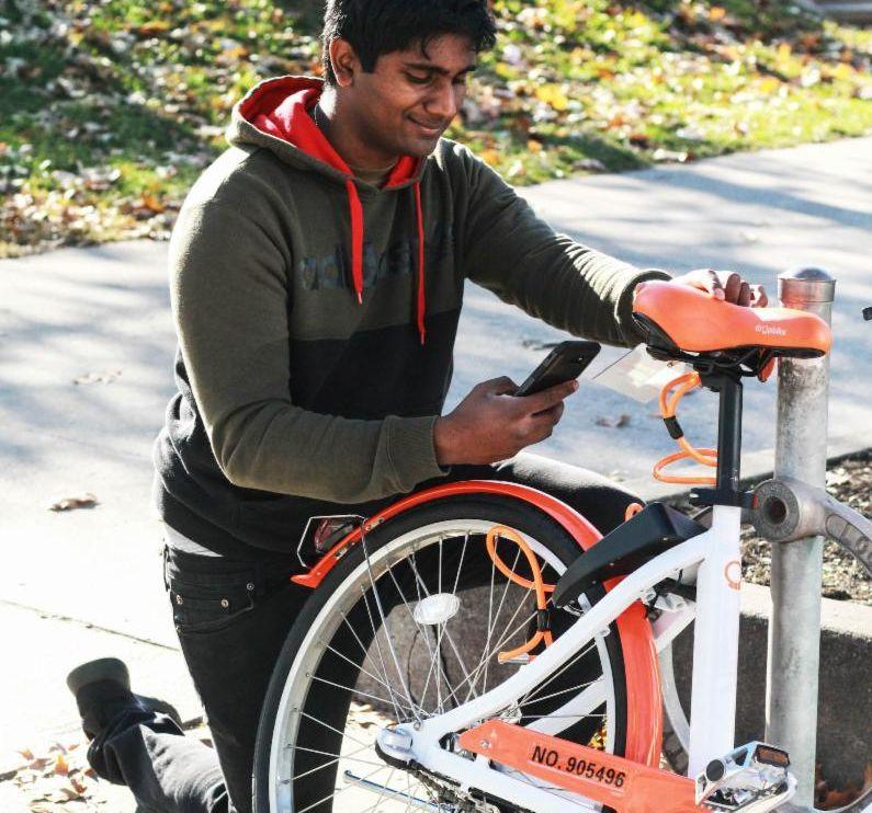 Drop Mobility Bike Share