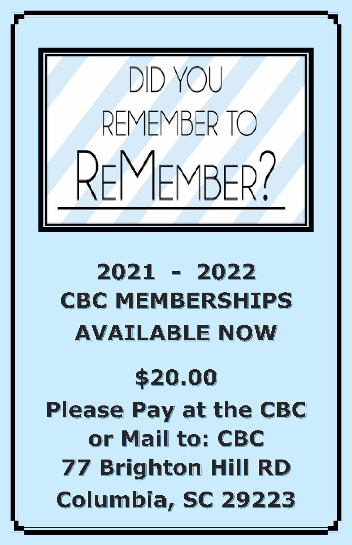 2021-22 membership