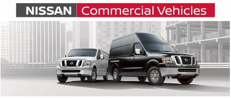 News from Nissan of Vacaville Commercial/Fleet Department