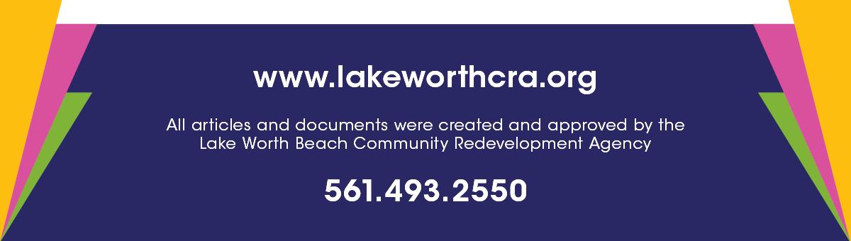 City of Lake Worth Beach CRA contact info