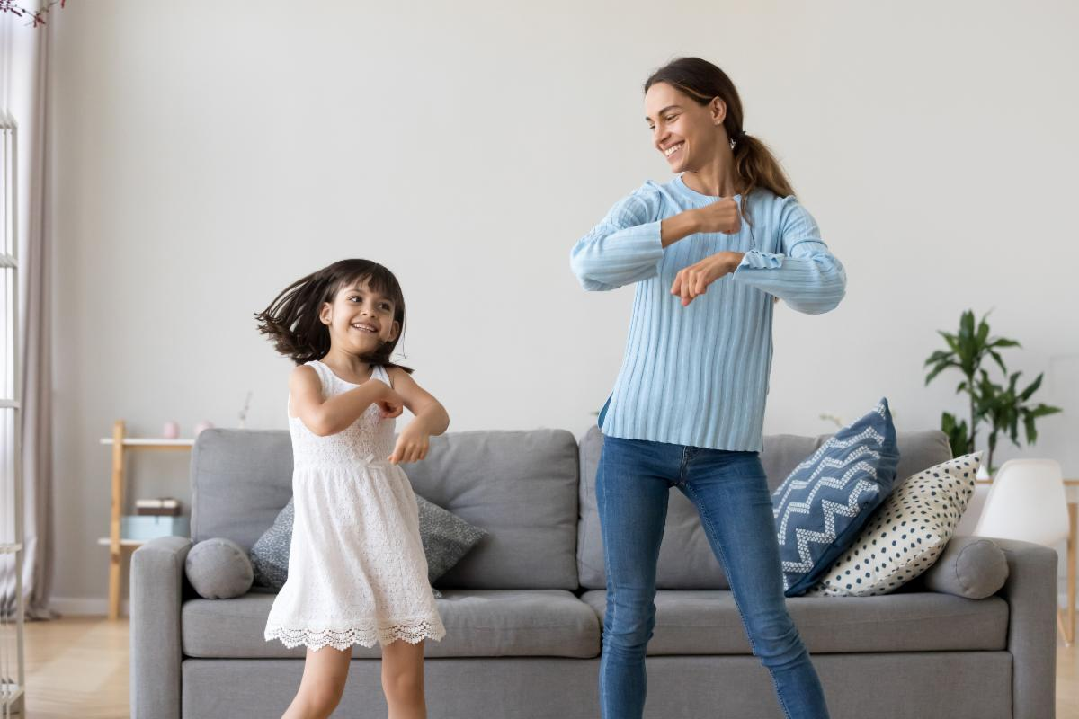 JOIN THE VIRTUAL FITNESS FIESTA  TO KEEP YOUR FAMILY ACTIVE