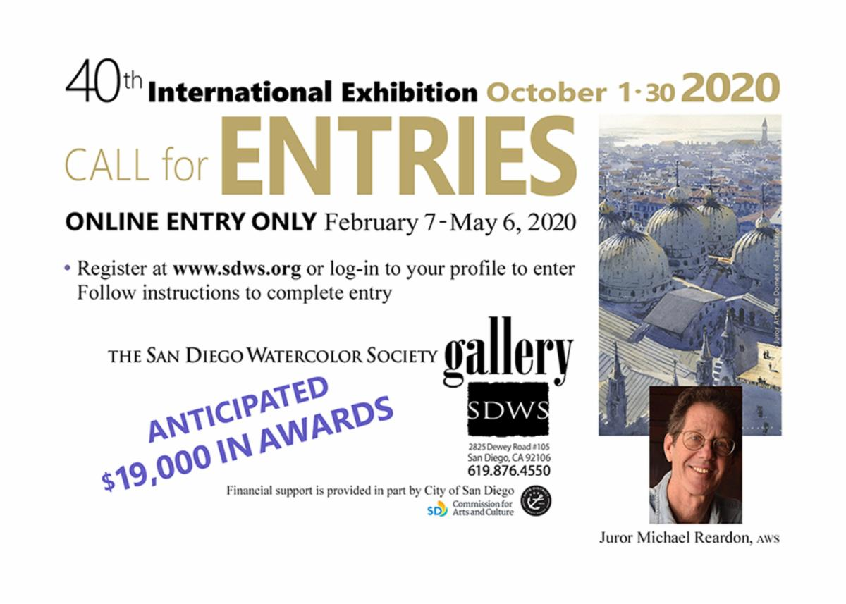 International Exhibition Call for Entries