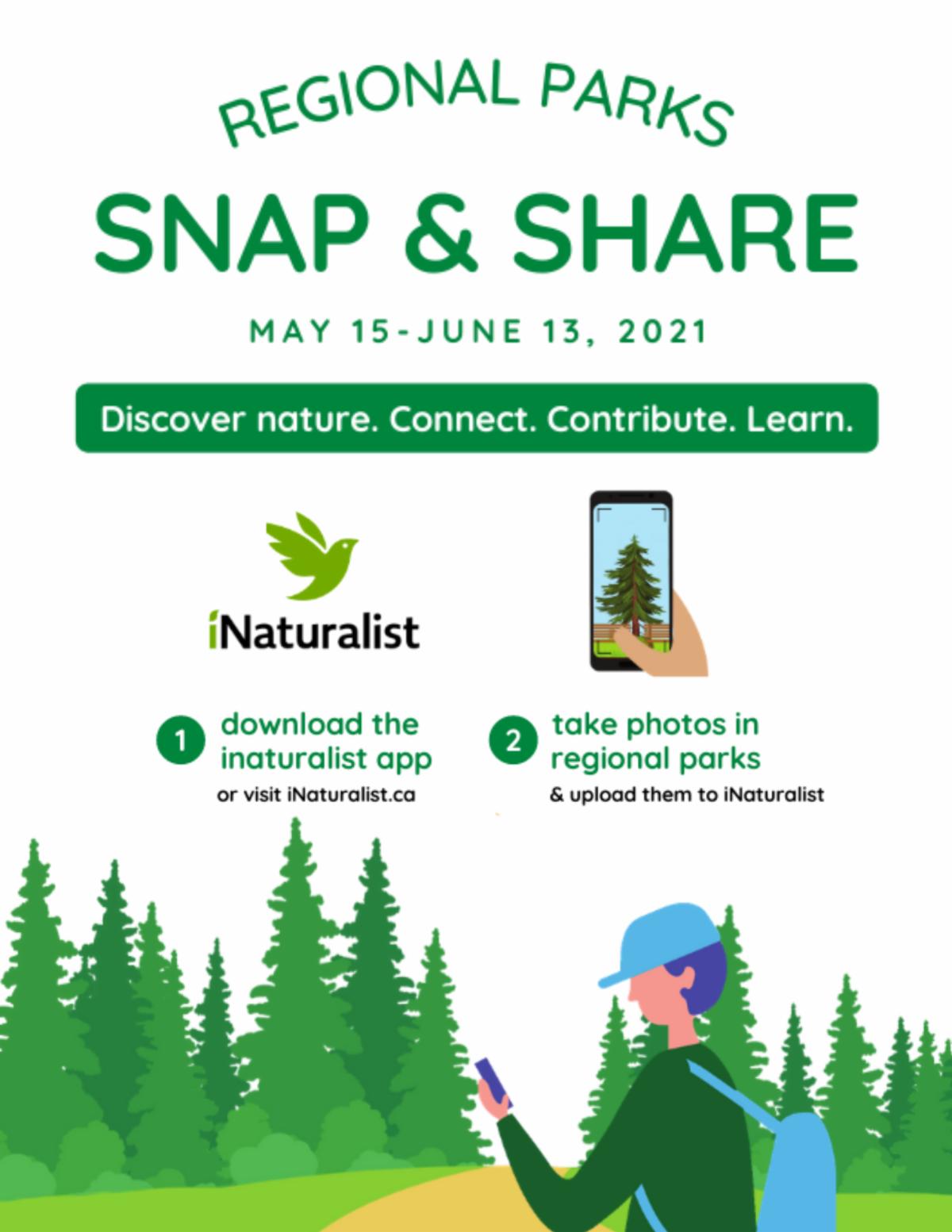 Regional Parks Snap & Share