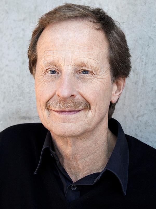 Portrett av forfatter Kjartan Fløgstad