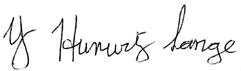 Yael Signature
