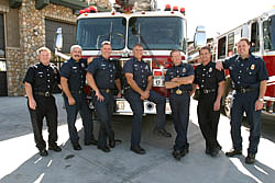Livermore Fire Fighters