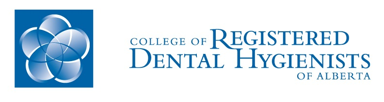 College of Registered Dental Hygienists of Alberta Logo