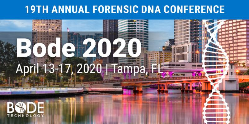 Bode 2020 Conference Announced and Grant Application Support
