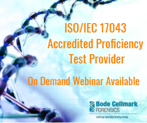 IQAS Proficiency Test Kits from Bode