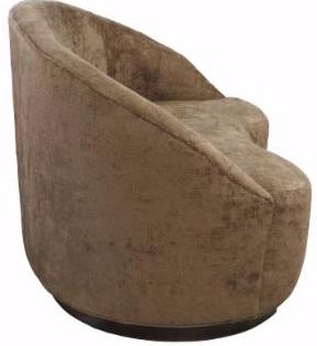Sideview of Teardrop Sofa
