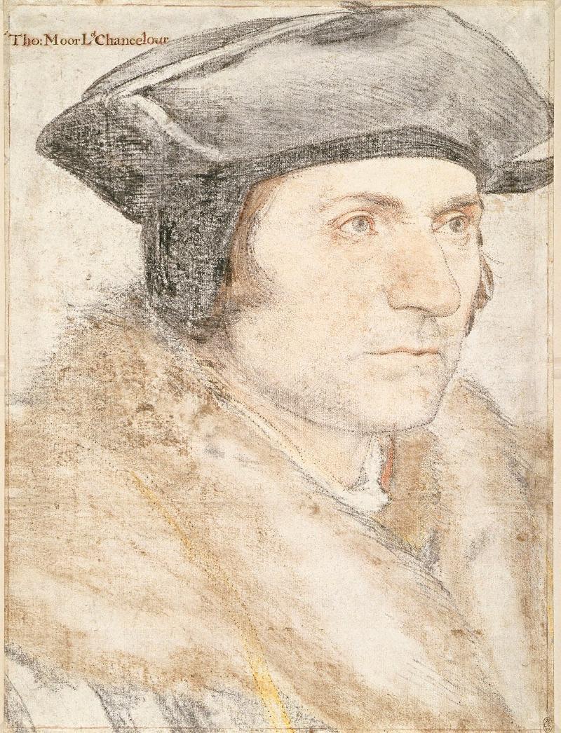 St. Thomas More Sketch