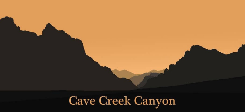 Cave creek mountains