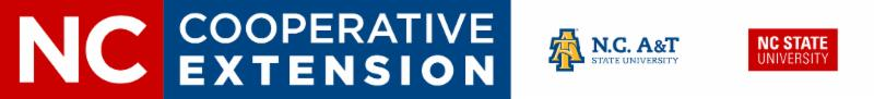 NEWS - NC COOPERATIVE EXTENSION