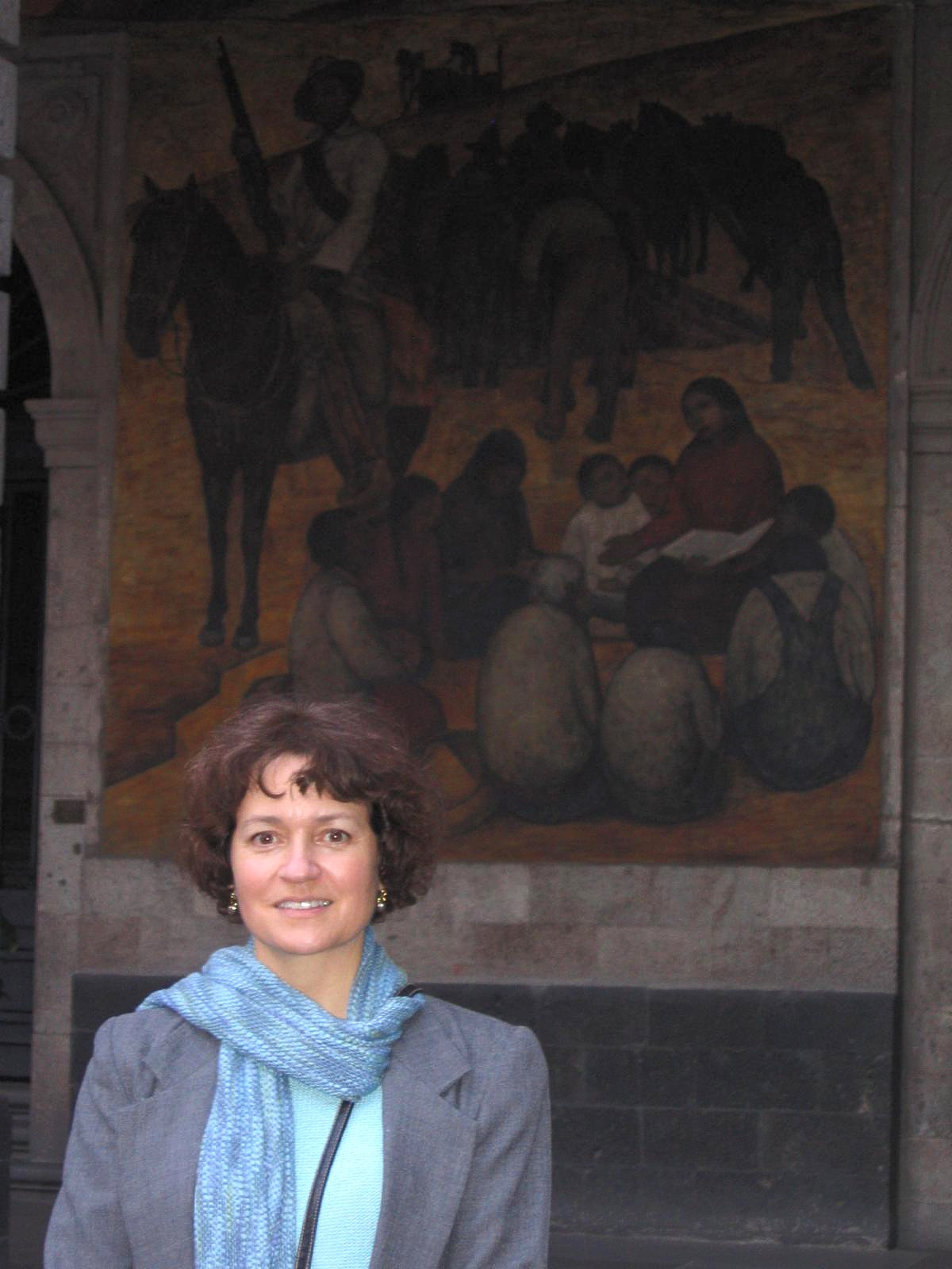 Darcia in Mexico City