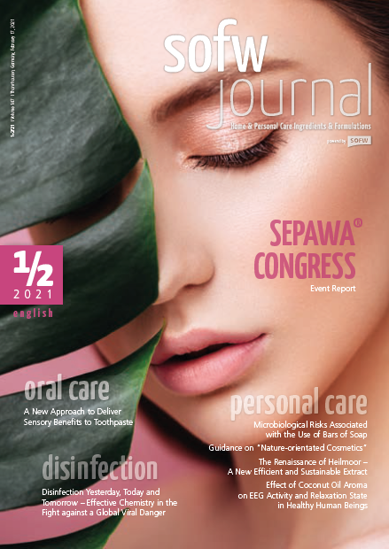 SOFW Journal 1/2-2021 cover