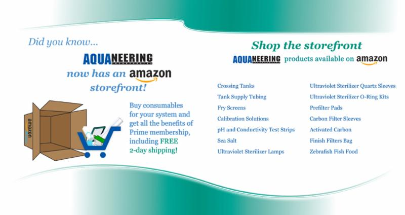 Did you know Aquaneering now has an Amazon storefront_