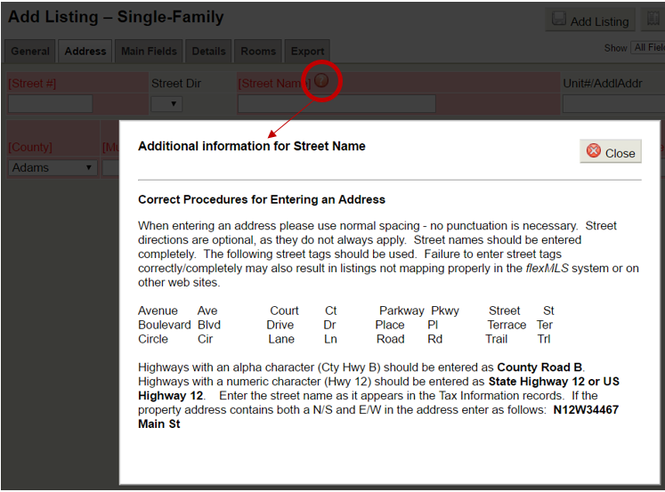 subscription tips showingtime and more for flexmls