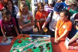Berkeley Kids Who Care Event