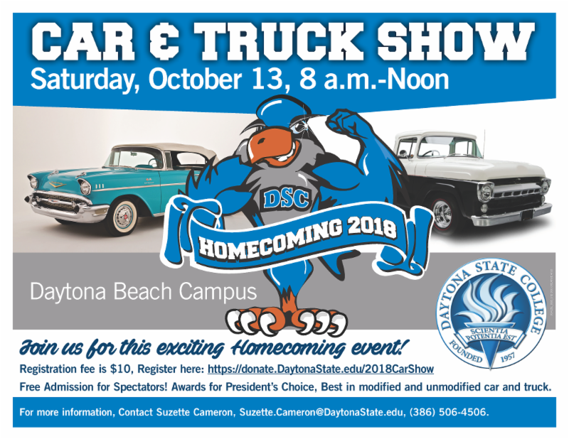 2018 Homecoming Car Show