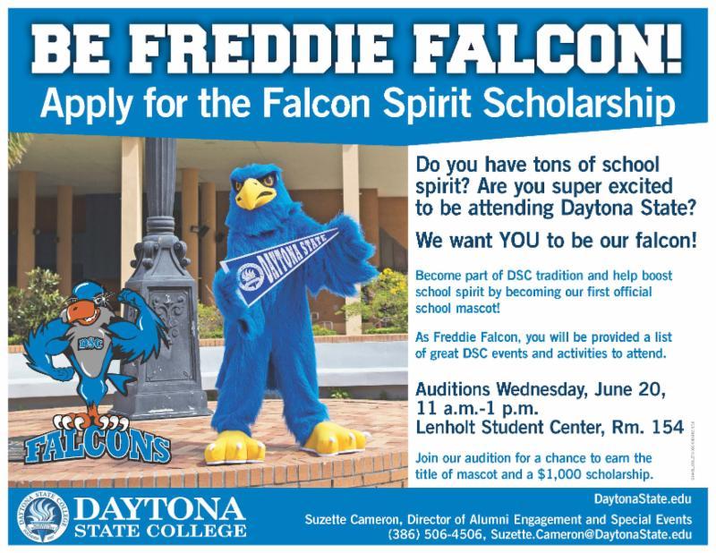 Be Freddie Falcon