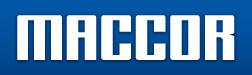 Maccor logo
