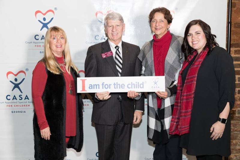 I am always glad to welcome Georgia CASA volunteers to the Capitol. These volunteers are Angels on earth as they work on behalf of our children. In Georgia_ approximately 12_700 children at any one time are entangled in the foster care system because they are victims of abuse or neglect. Society has a fundamental obligation to ensure the basic rights and needs of every child are met. CASA volunteers are a formidable force that fight for these rights. If you aren_t familiar with CASA_ I encourage to read more about their incredible works.