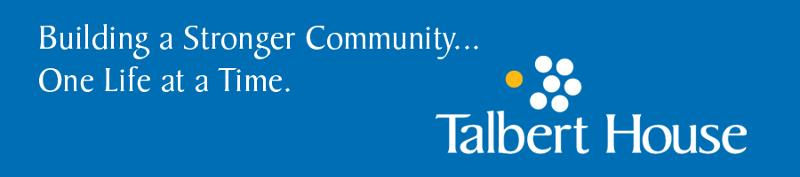 Talbert House: Building a Stronger Community...One Life at a Time.