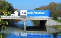 NAVL Truck over bridge