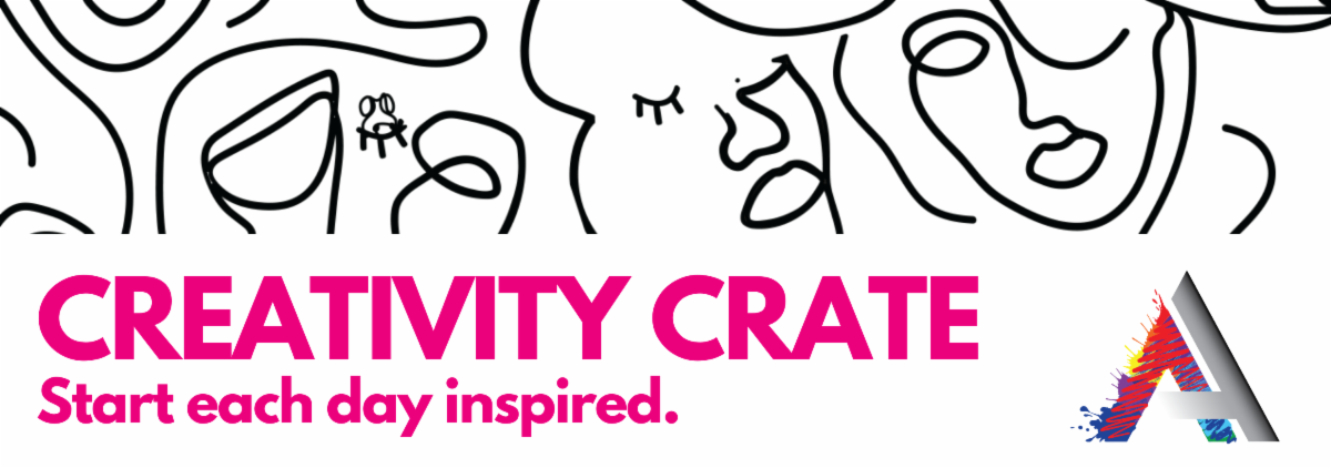 creativity create banner